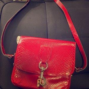 Handbags - Red vintage purse